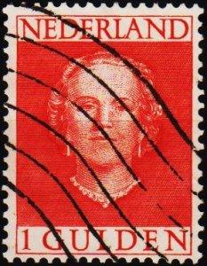 Netherlands. 1949 1g S.G.698 Fine Used