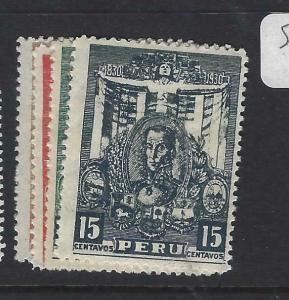 PERU  (P2505B)  SC 272-5   MOG