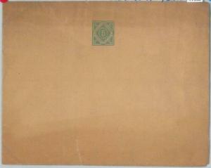 77538 - GERMANY Württemberg - Postal History - STATIONERY COVER 1875