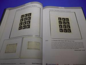 Stamp Auction Catalog Feldman USA 2011 World Rarities Stamps Hard Cover