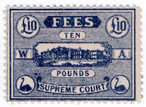 (I.B) Australia - Western Australia Revenue : Supreme Court £10