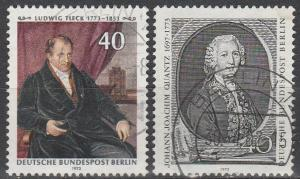 Germany #9N341-2 F-VF Used  (V3077)