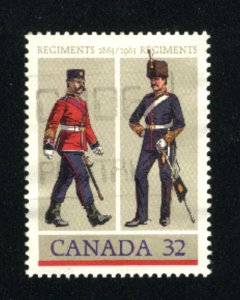 Can #1007   -2  used VF 1984 PD