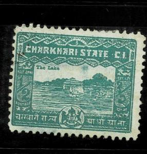 INDIA  - CHARKHARI - 1931- SGNO 45  LMM