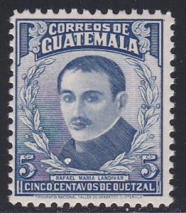 Guatamala # 308, Rafael Landivar, NH