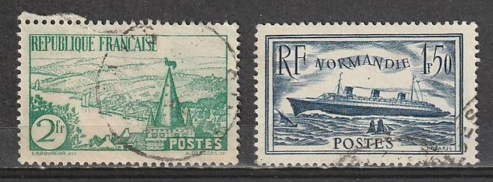 #299,300 France Used