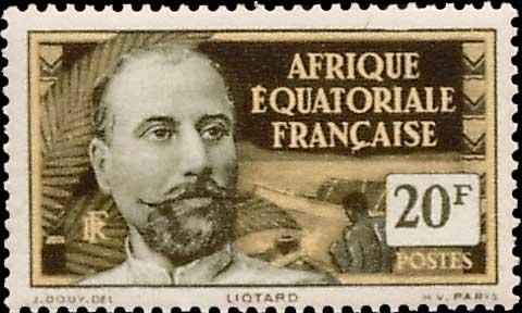 French Equatorial Africa Scott 72