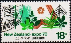 New Zealand. 1970 18c S.G.937 Fine Used