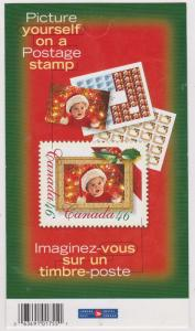 Canada -  #BK232a - 2000 Christmas Quick Stick Sealed Booklet