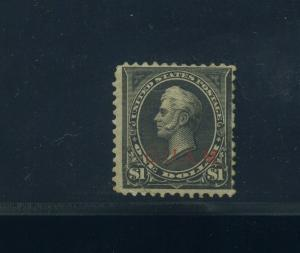 Guam Scott #13 Overprint Mint Stamp w/PF Cert (Stock Guam #13-PF1)