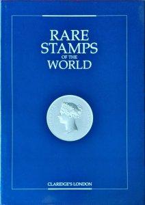 July 1999 Claridge's London EXHIBITION OF RARE STAMPS OF THE WORLD John Sacher