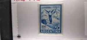 Argentina #892 mint hinged unwmk e21.4 13158