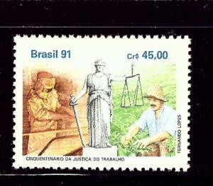 Brazil 2324 MNH 1991 issue