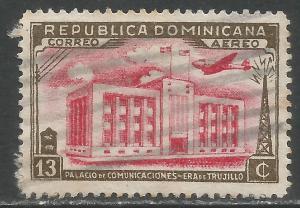DOMINICAN REPUBLIC C50 VFU M867-10