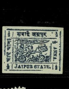 INDIA JAIPUR - 1911- SG NO 18? - LMM