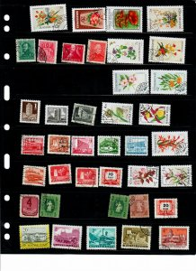 Hungary Lot of 156 Stamps - Used/Mint/CTO