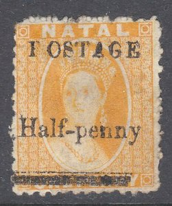 NATAL  An old forgery of a classic stamp....................................C946