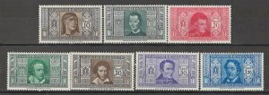 COLLECTION LOT # 4319 ITALY 7 MH STAMPS 1932 CV+$24