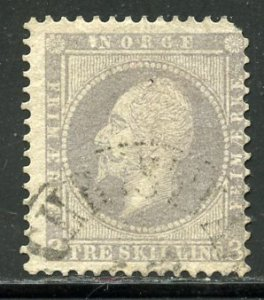 Norway # 3, Used. CV $ 120.00