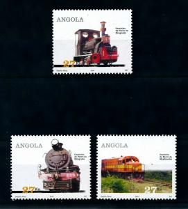 [100671] Angola 2004 Railway Train Eisenbahn  MNH