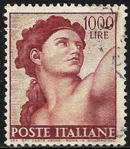 Italy 1961 Scott# 831 Used