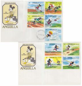 Anguilla Scott 559-567 Unaddressed.