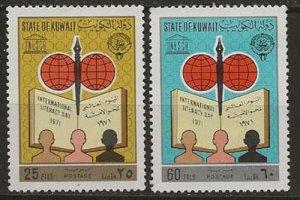Dollar Special. Kuwait 533-534 h