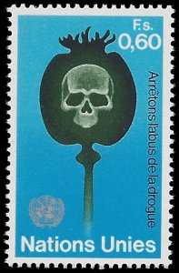 UN Geneva 1973 #32 Mint NH