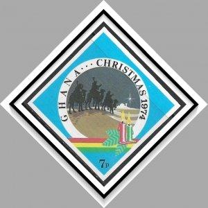 Ghana #545 Christmas Imperf MNH