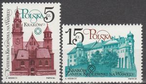 Poland #2656-7  MNH VF (V2671)