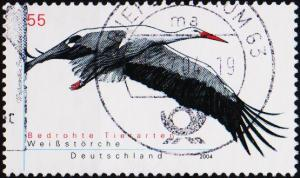 Germany. 2004 55c S.G.3263 Fine Used