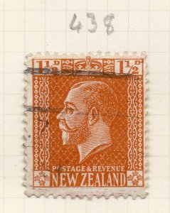 New Zealand 1925-30 Shades Early Issue Fine Used 1.5d. NW-94538