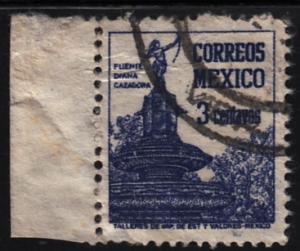 Mexico, Scott # 856(2), Used