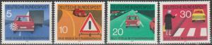 Germany  #1059-62 MNH  (S4538)