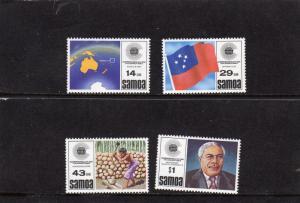 Samoa 1983 Commonwealth Day MNH