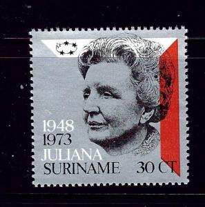 Surinam 405 MNH 1973 Queen Juliana