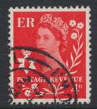 Great Britain Northern Ireland SG NI9 SC# 9  Used  see scan