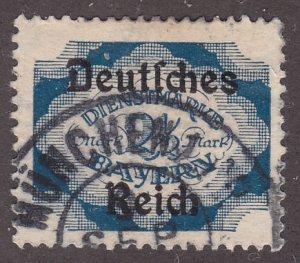 Bavaria O67 Numeral Issue 1920