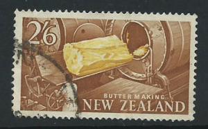 New Zealand SG 797 Fine Used