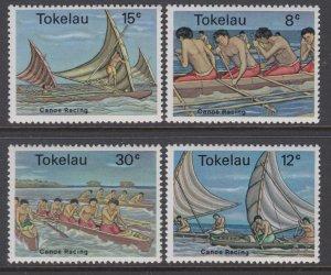 Tokelau 65-68 MNH VF
