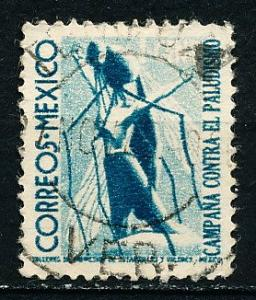 Mexico #RA14 Single Used
