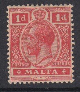 MALTA, Scott 68, MHR