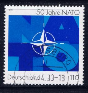 Germany 2002 Used 1999 Issue