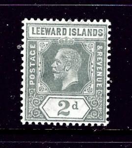 Leeward Is 49 MH 1912 issue