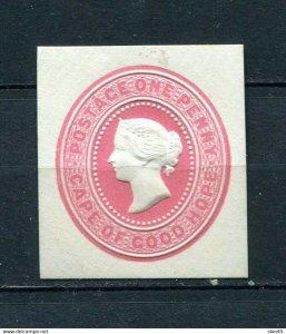 Cape of good Hope Postal stationary square cut  Mint 11061