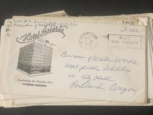 Old Envelopes With Stamps Might Find Sone Gems