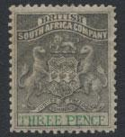 British South Africa Company / Rhodesia  SG 21 Used see scans & details