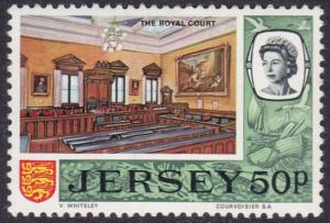 Jersey 1970 SG56 HM