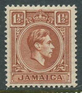 STAMP STATION PERTH Jamaica #118  KGV Definitive Issue MNH CV$1.00