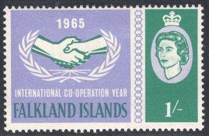 FALKLAND ISLANDS SCOTT 157